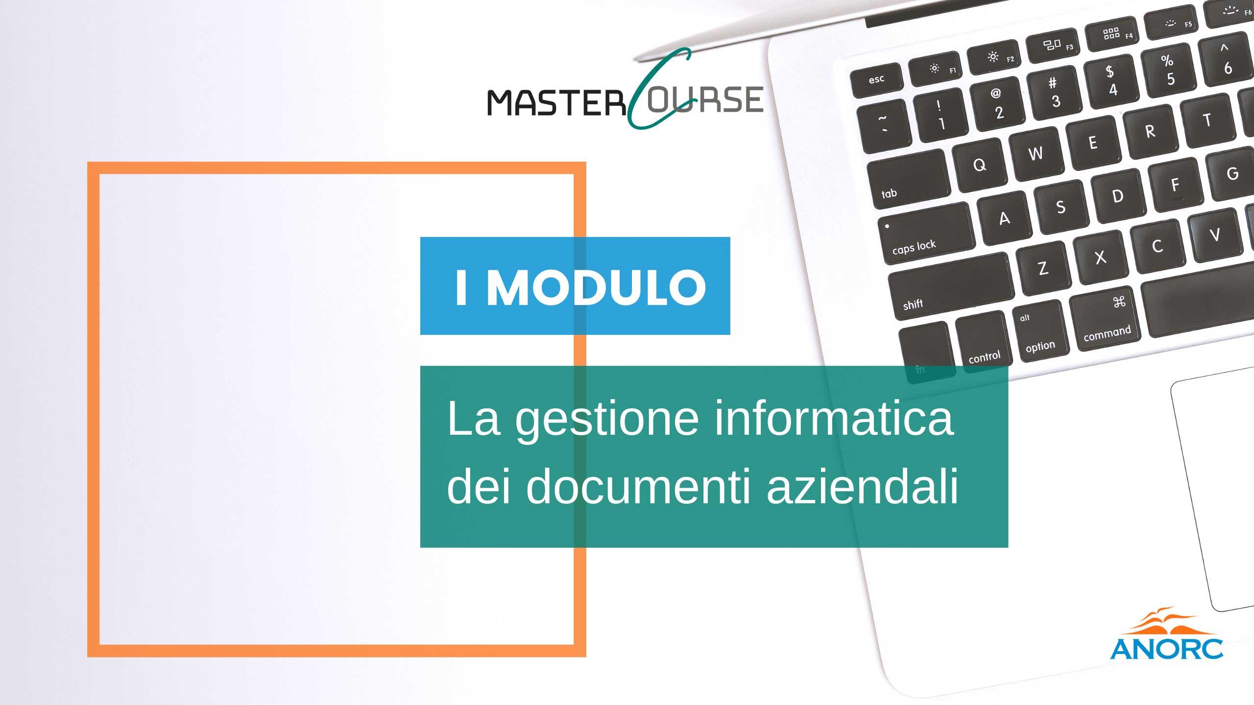 5^ giornata 8 giugno 2021- La gestione informatica dei documenti aziendali