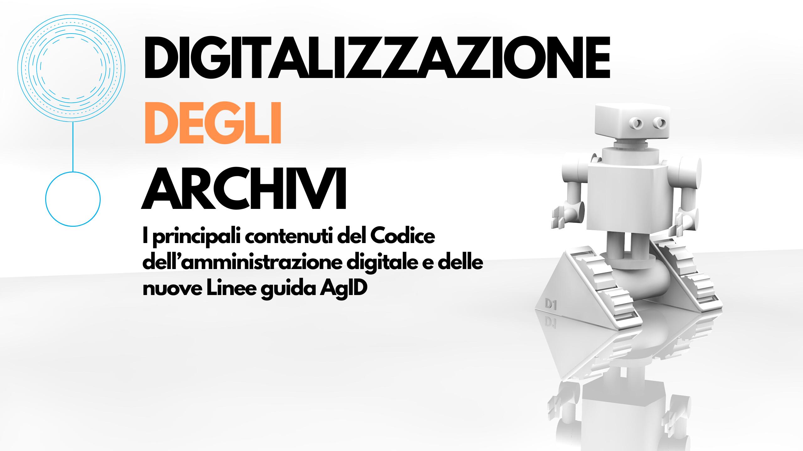 Mastercourse ANORC 2020 - I principali contenuti del Codice dell'amministrazione digitale  e delle nuove Linee guida AgID - Avv. Andrea Lisi