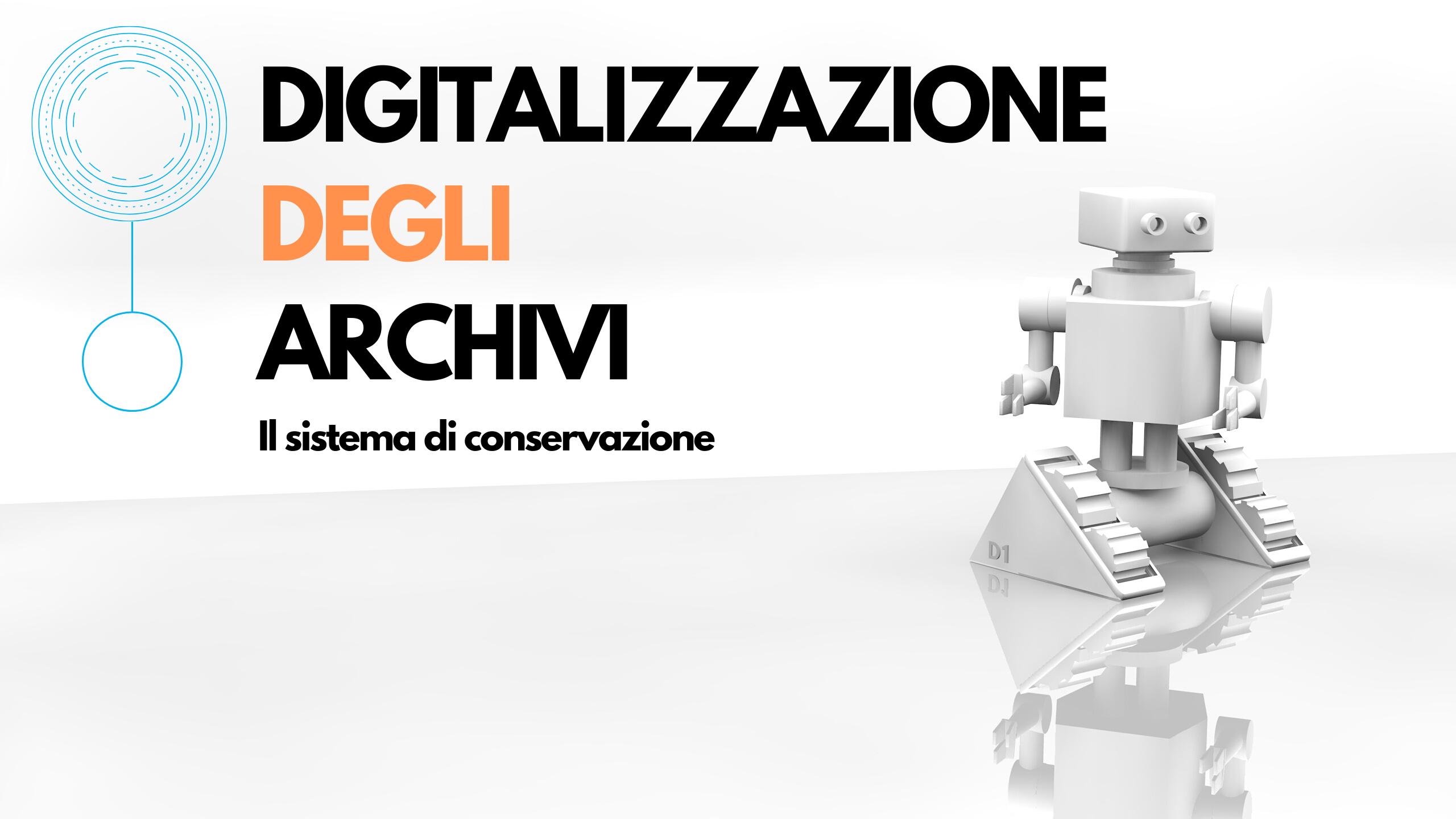 Mastercourse ANORC 2020 - Il sistema di conservazione - Avv. Luigi Foglia