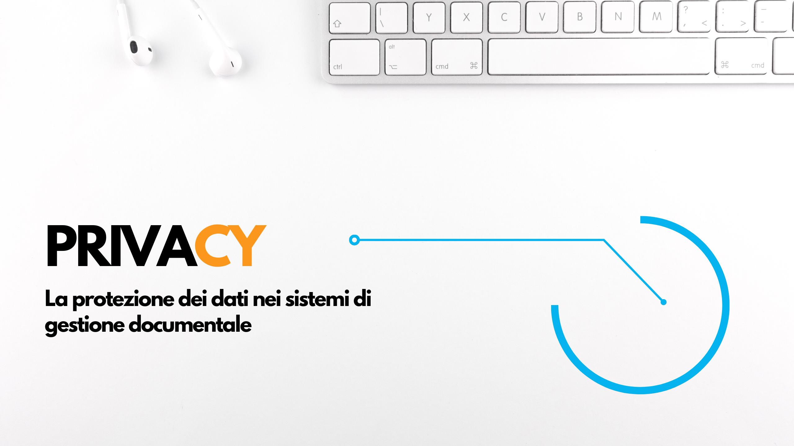 Mastercourse ANORC 2020 - La protezione dei dati nei sistemi di gestione documentale - Avv. Andrea Lisi